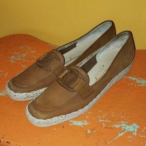 Salvatore Ferragamo Flats Shoes Women Size 8AA